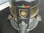 RAINBOW VACUUM CLEANER E SERIES, CANISTER, HAS ONLY 2 ATTACHMENTS